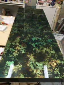 oxidisedmetalleaf gildinglondon goldleaf