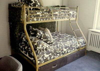 "Rocco Ritchie's ""Special Ops Jungle Bunk"""